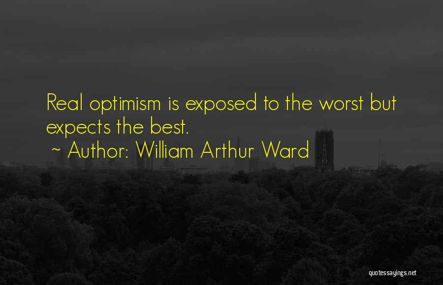 William Arthur Ward Quotes 1728878