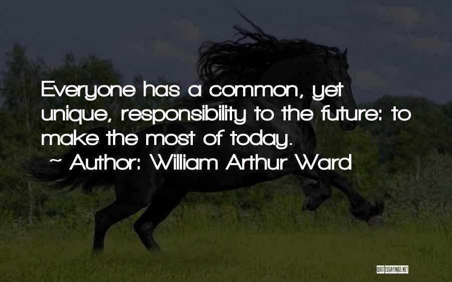 William Arthur Ward Quotes 1754577