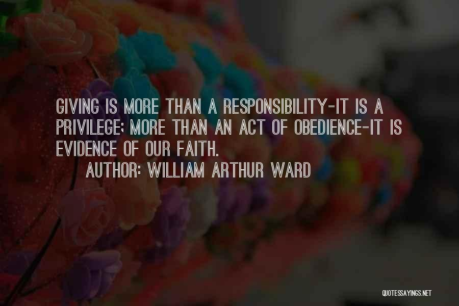 William Arthur Ward Quotes 2159741