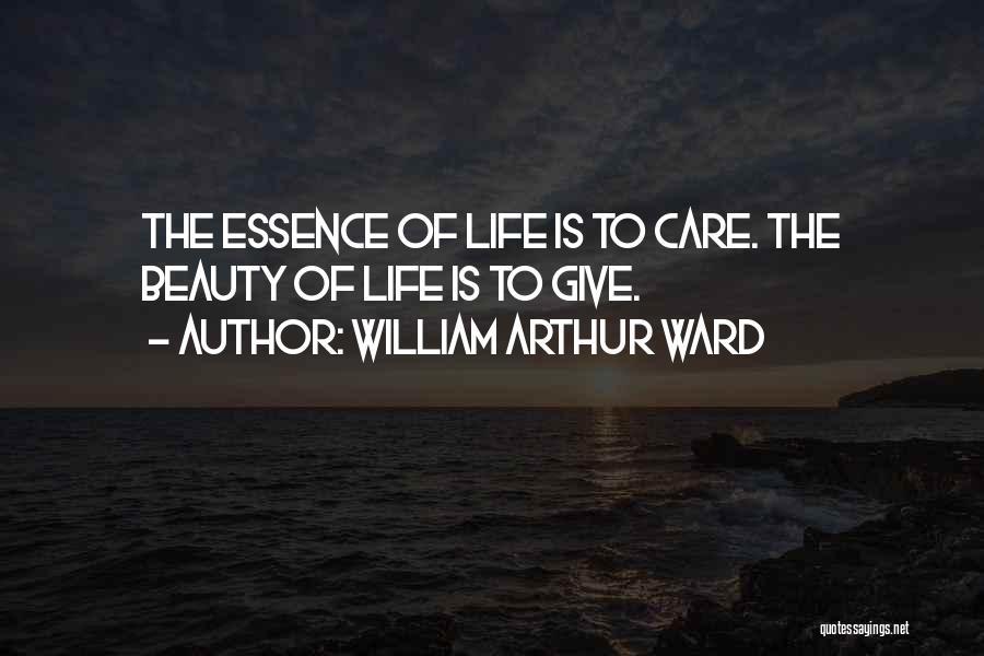 William Arthur Ward Quotes 735857