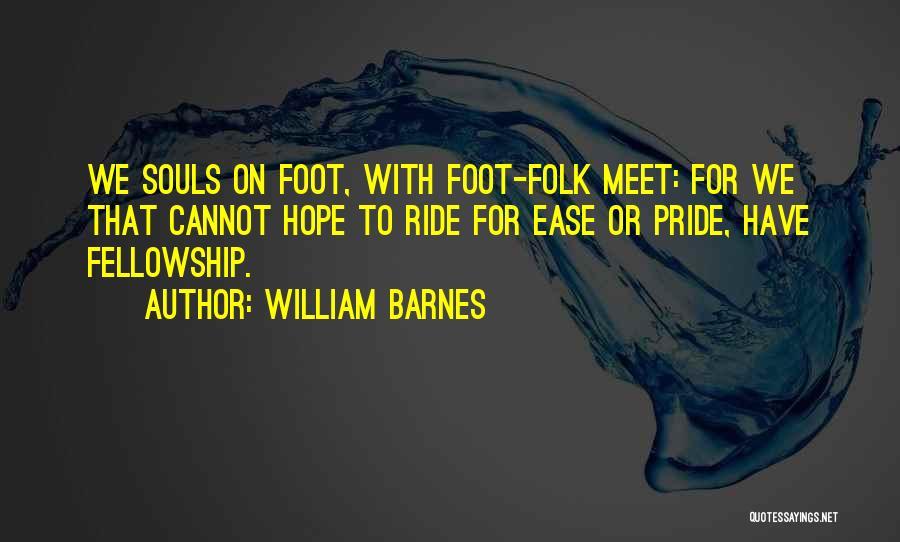 William Barnes Quotes 1022347