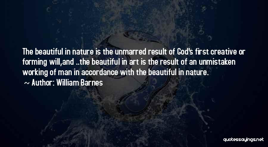 William Barnes Quotes 161604