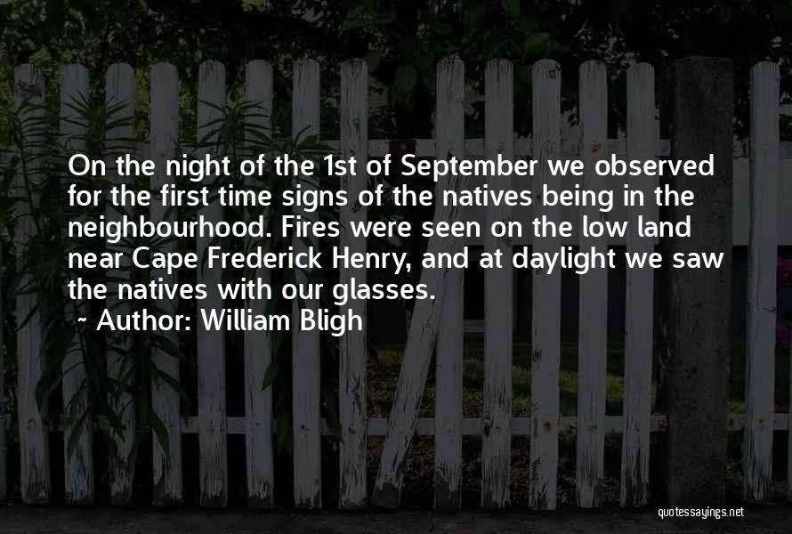 William Bligh Quotes 1130686