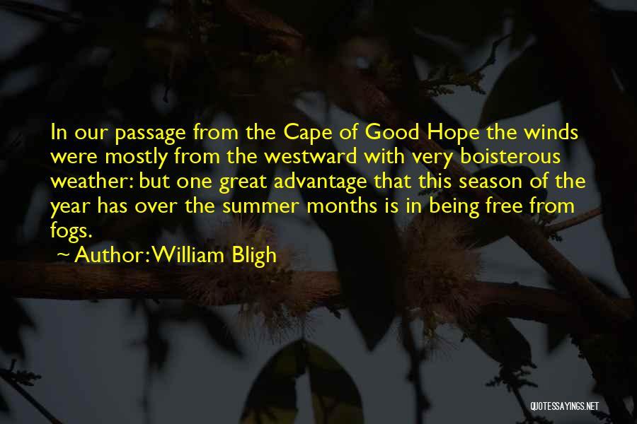 William Bligh Quotes 1239189