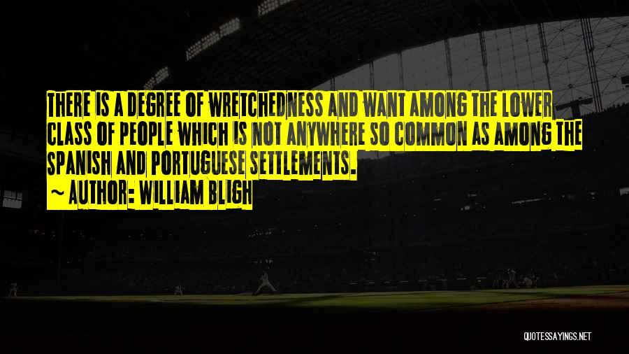 William Bligh Quotes 798229