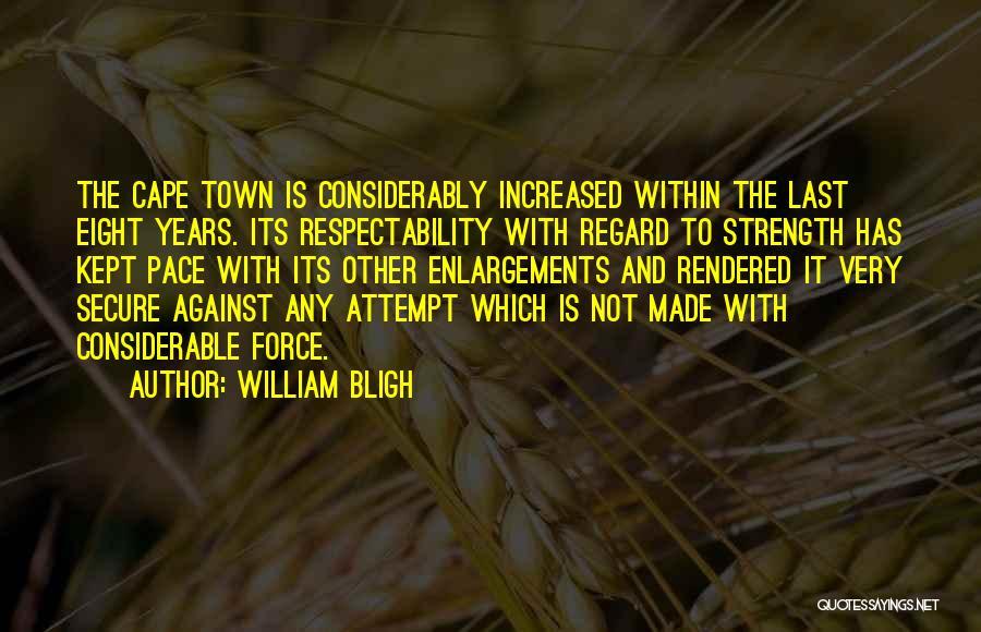 William Bligh Quotes 896741