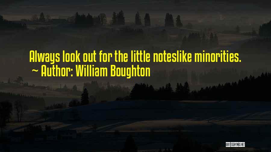 William Boughton Quotes 2219053