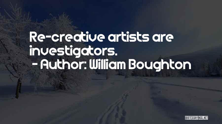 William Boughton Quotes 664154