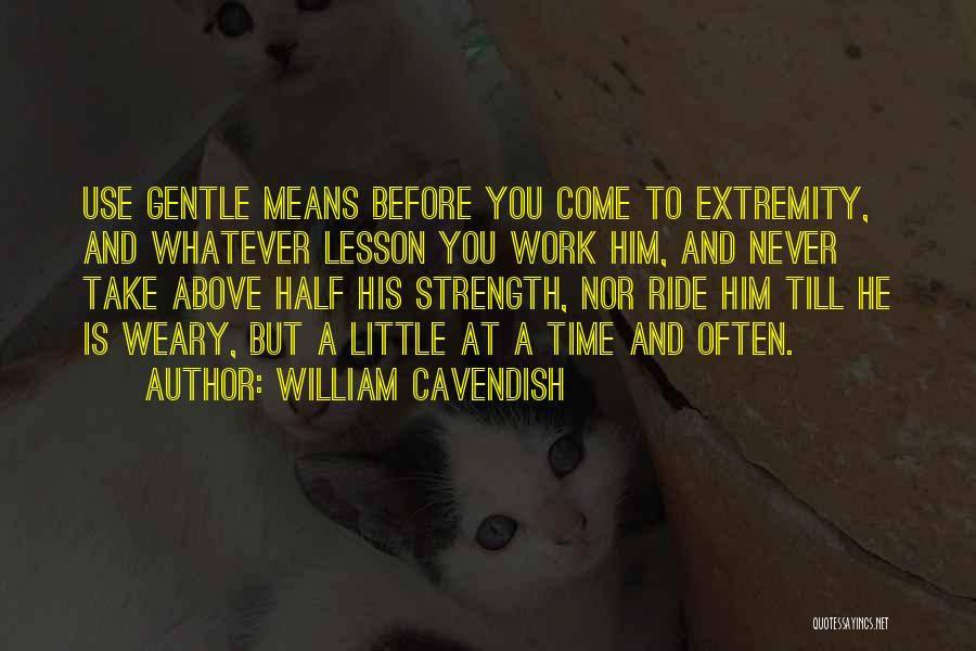 William Cavendish Quotes 1451106