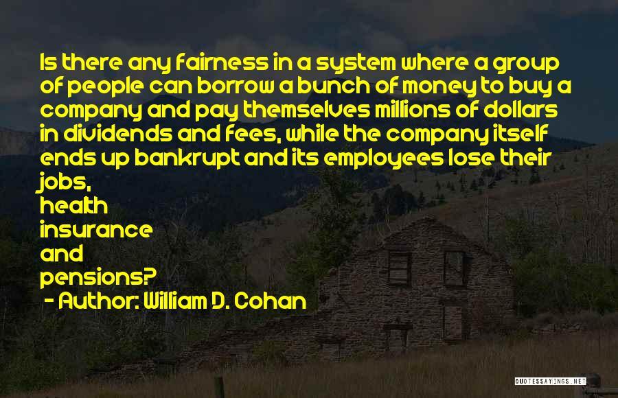 William D. Cohan Quotes 1397821