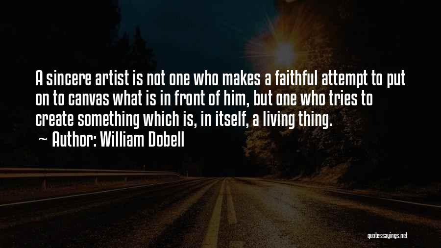 William Dobell Quotes 1133248