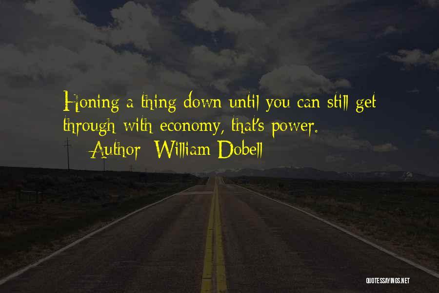 William Dobell Quotes 1221197