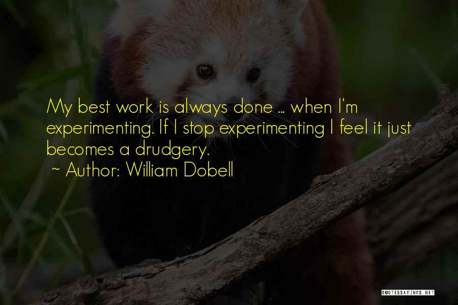 William Dobell Quotes 1974159
