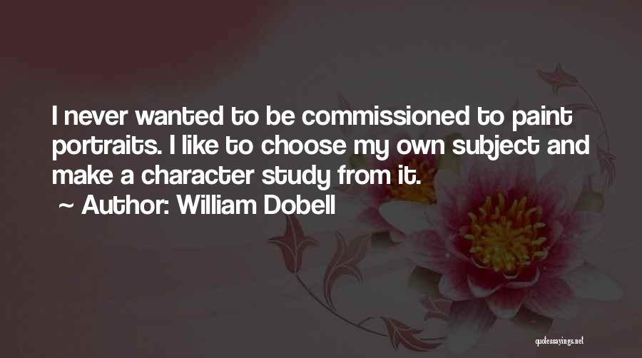 William Dobell Quotes 687986