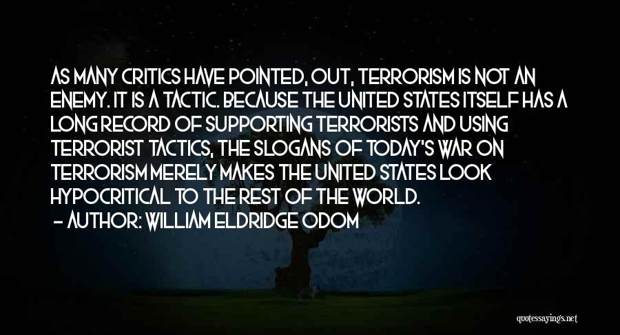 William Eldridge Odom Quotes 1966081