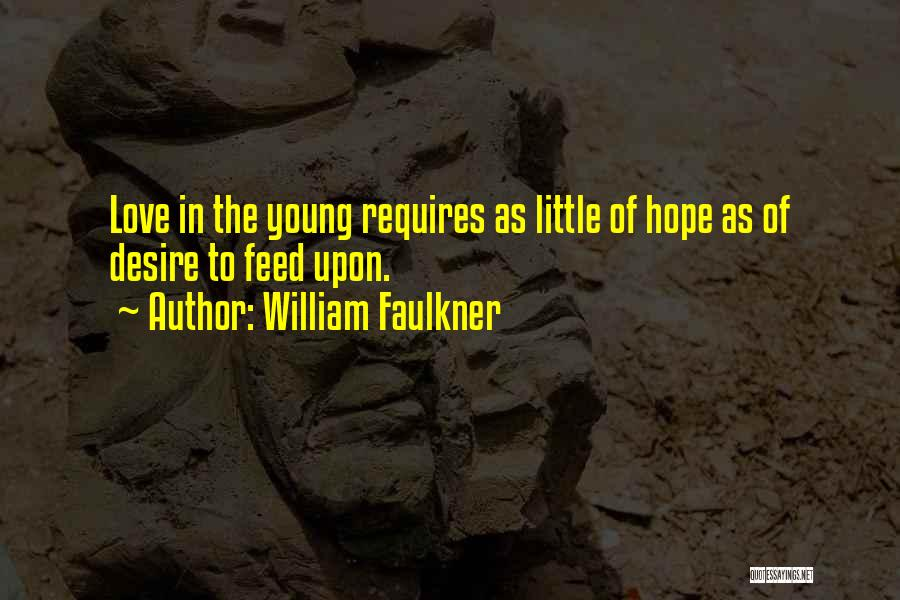 William Faulkner Quotes 1204909