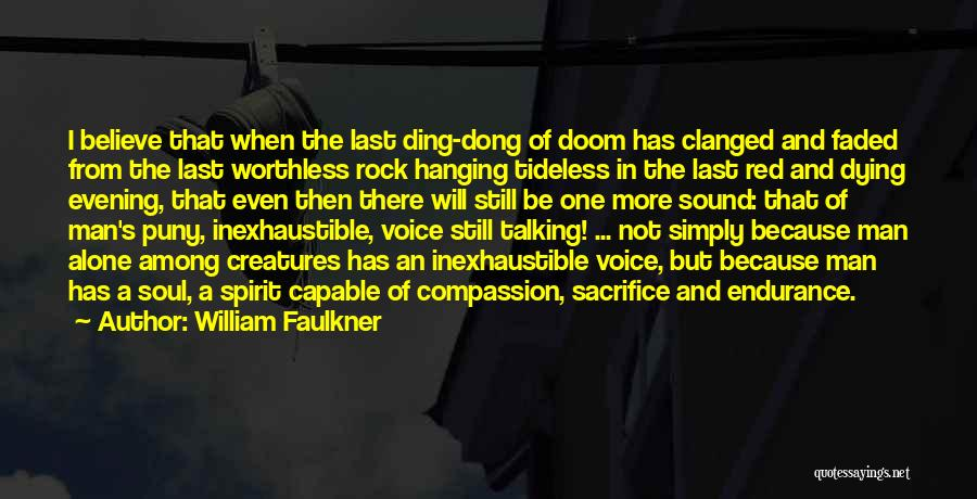 William Faulkner Quotes 1270201