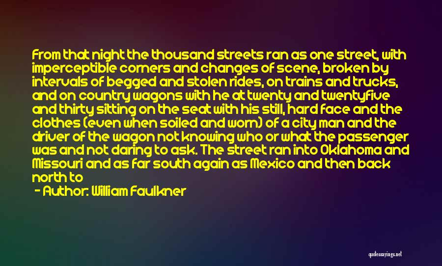 William Faulkner Quotes 1417113