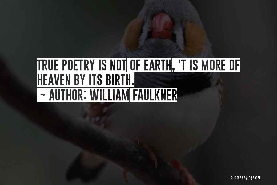 William Faulkner Quotes 142816
