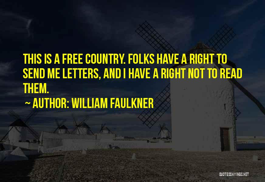 William Faulkner Quotes 1547415