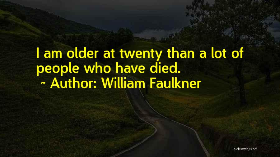 William Faulkner Quotes 1638093