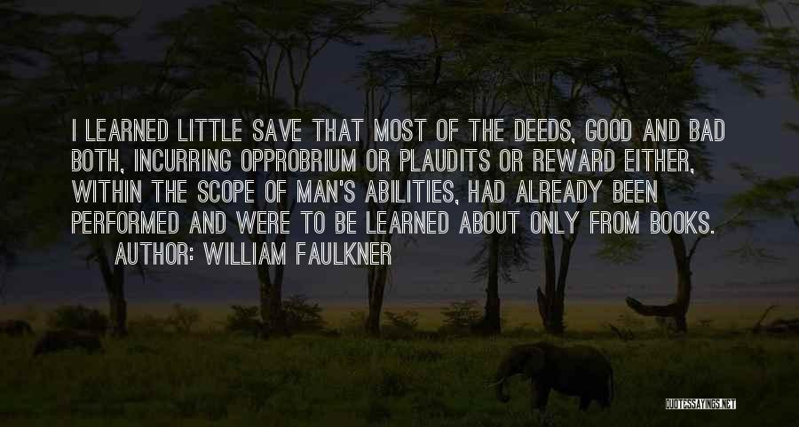 William Faulkner Quotes 1718344