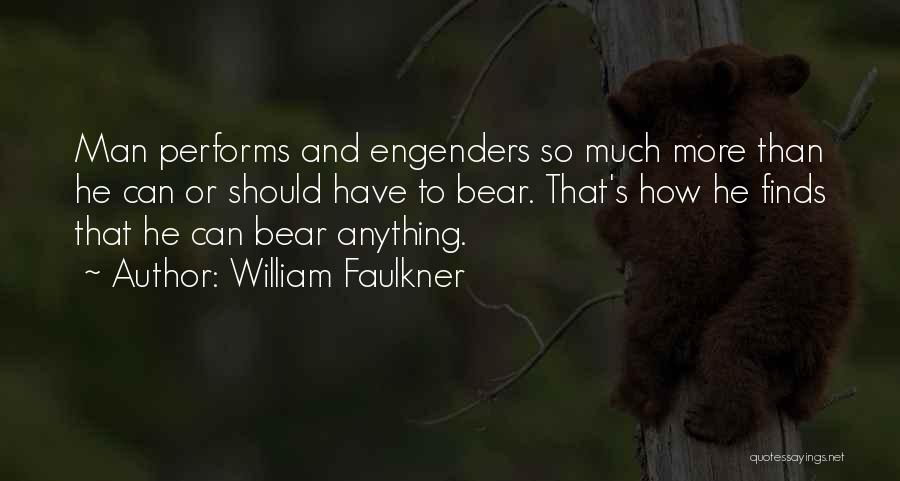 William Faulkner Quotes 1784850