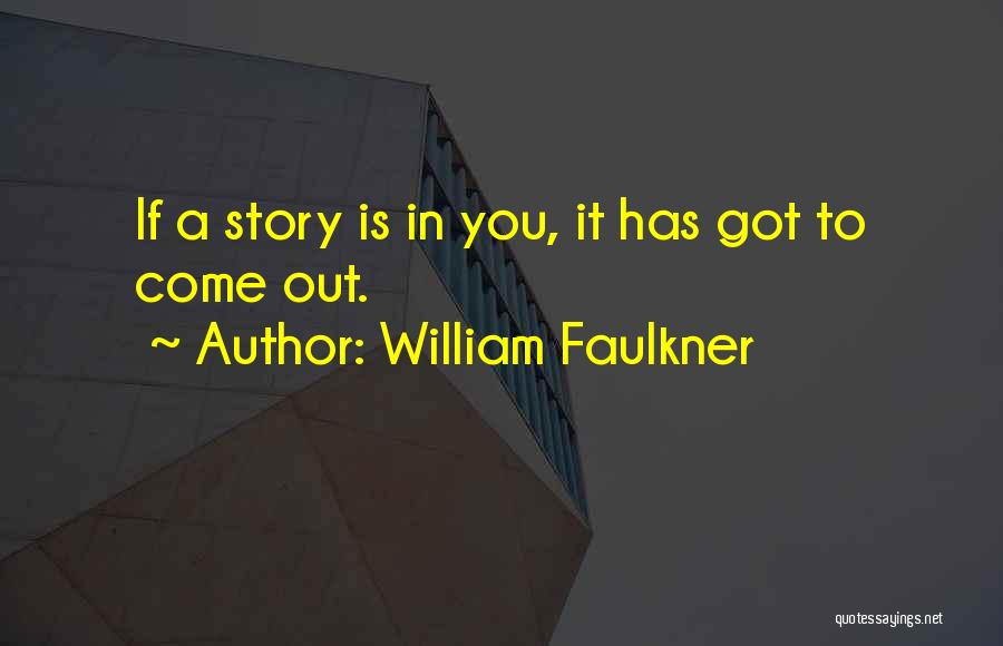 William Faulkner Quotes 1811575