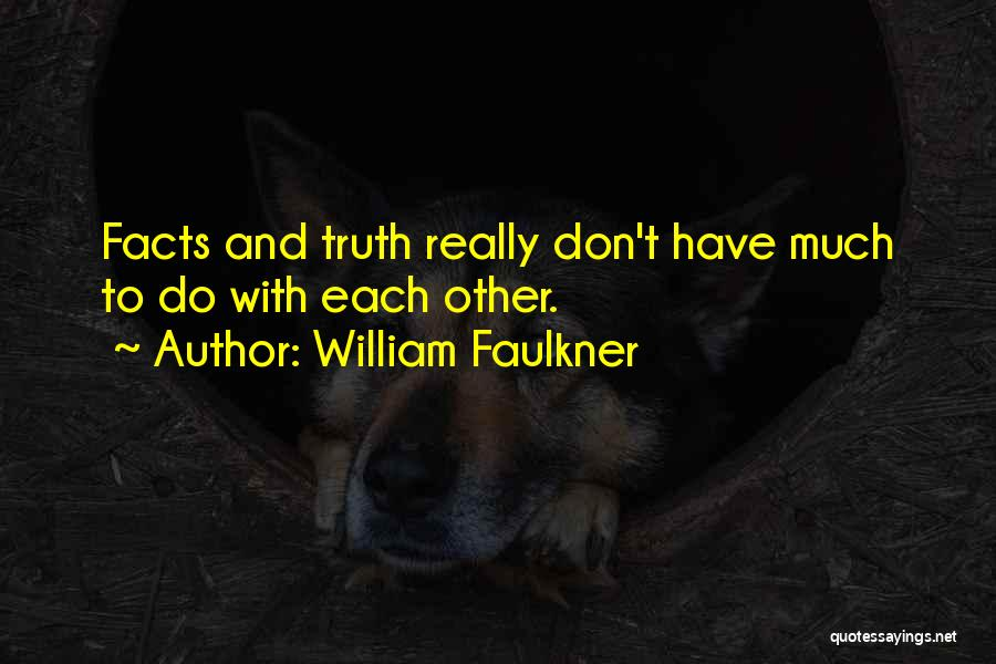 William Faulkner Quotes 1815151