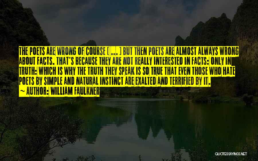 William Faulkner Quotes 1879827