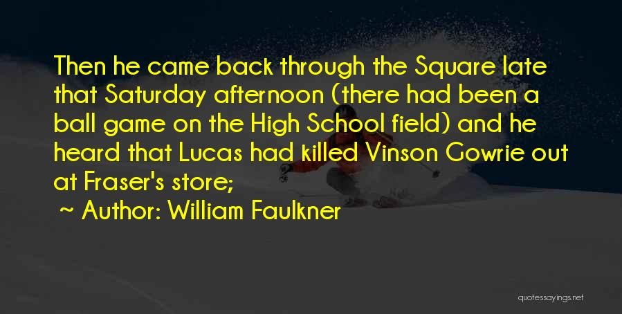 William Faulkner Quotes 411585