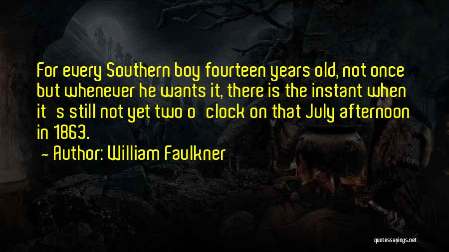 William Faulkner Quotes 544259
