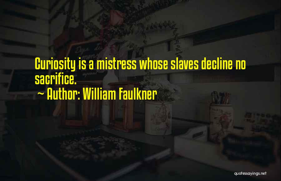 William Faulkner Quotes 640395