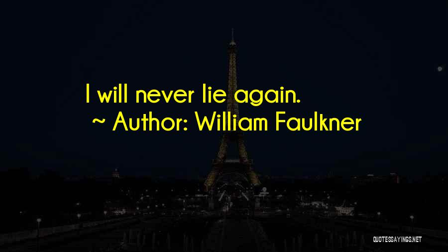 William Faulkner Quotes 752869