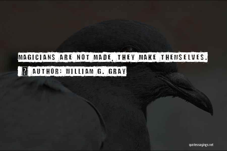 William G. Gray Quotes 957753