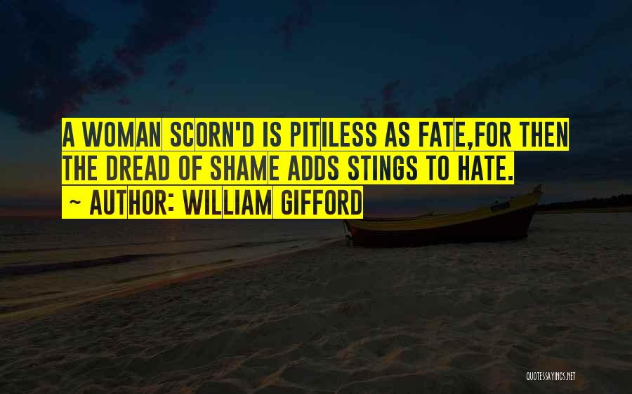William Gifford Quotes 378438