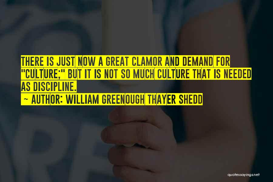 William Greenough Thayer Shedd Quotes 1681569