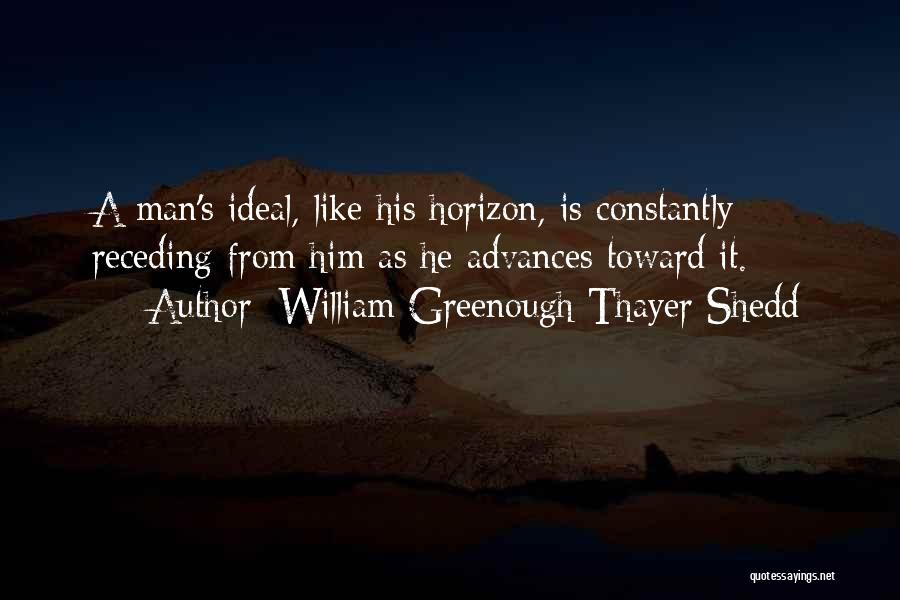 William Greenough Thayer Shedd Quotes 1770202