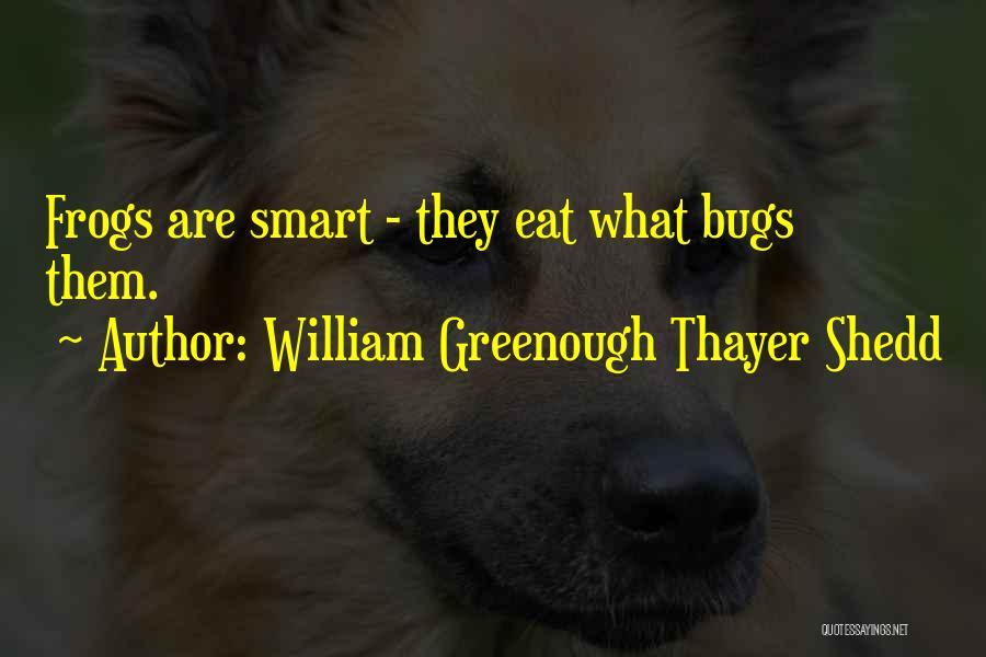 William Greenough Thayer Shedd Quotes 1937249