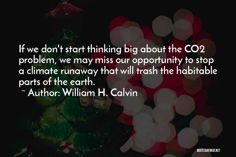 William H. Calvin Quotes 1386966
