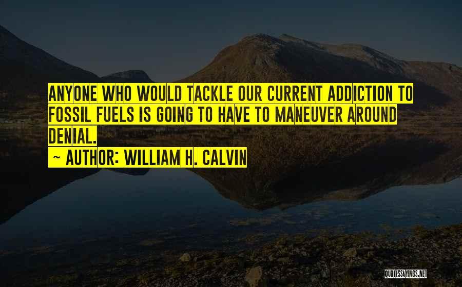 William H. Calvin Quotes 1913607