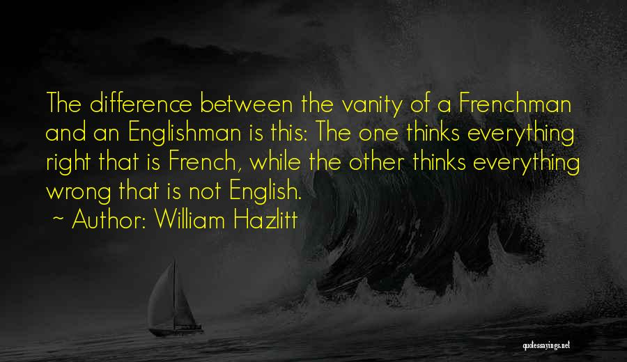 William Hazlitt Quotes 108510