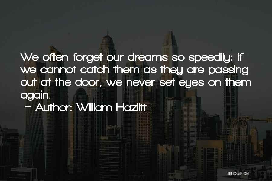 William Hazlitt Quotes 1189723