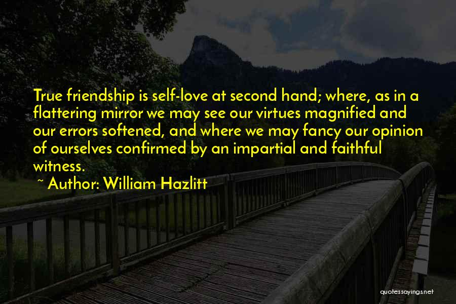 William Hazlitt Quotes 119948
