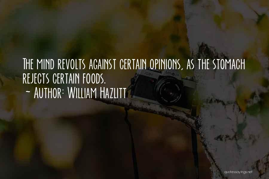 William Hazlitt Quotes 1308541