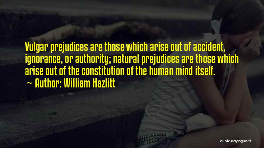 William Hazlitt Quotes 131476