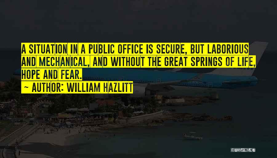 William Hazlitt Quotes 1352846