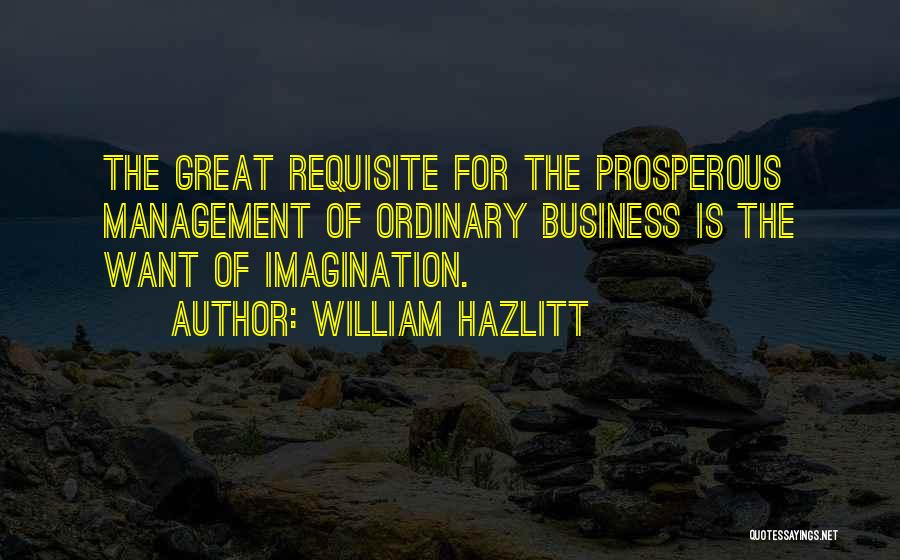 William Hazlitt Quotes 1370812