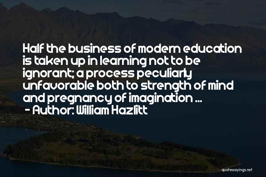 William Hazlitt Quotes 1507953