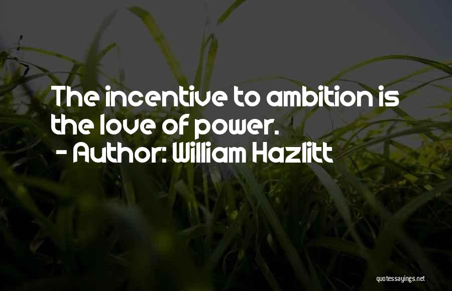 William Hazlitt Quotes 1534799